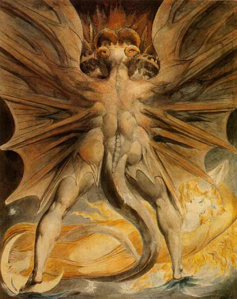 william blake art. of Art, Gift of William